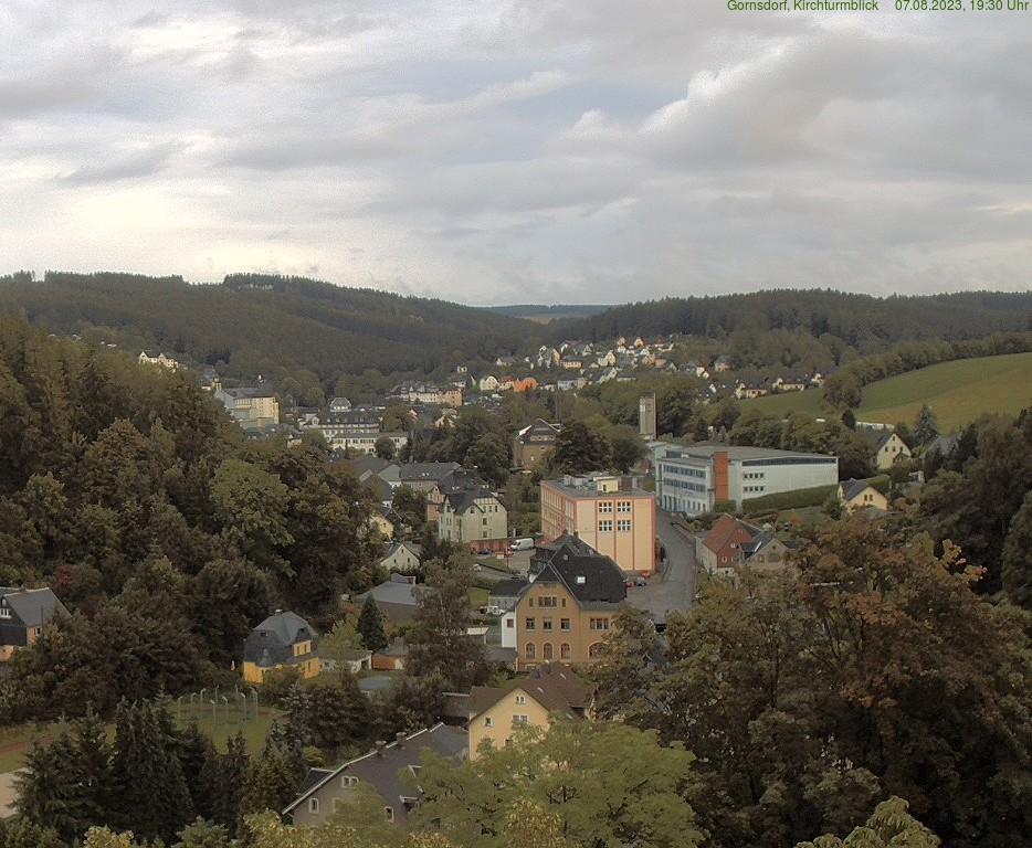 Wetter Gornsdorf