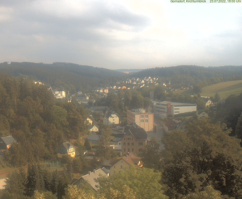 Webcam Ski Resort Crottendorf Ore Mountains